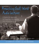 Preaching God's Word: Audio Lectures