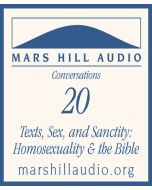 Texts, Sex, and Sanctity: Robert Gagnon on Homosexuality