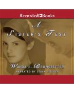 A Sister's Test (Sisters of Holmes County, Book #2)
