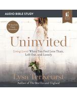Uninvited: Audio Bible Study