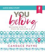 You Belong (Audio Bible Studies)