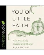 You of Little Faith